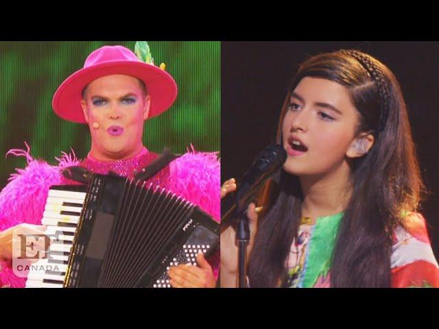 Simon Cowell Slams 'AGT' Act Accordion Hans, Heidi Klum's Golden Buzzer Pick