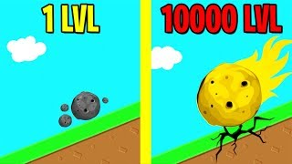 ROCK EVOLUTION LEVEL INFINITY! MAX LEVEL ROCK IN ROCK OF DESTRUCTION! ROCK OF DESTRUCTION HACK!