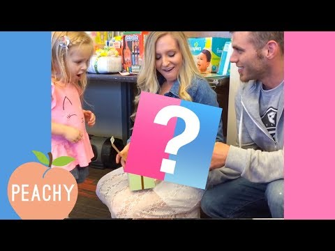 It's a Baby GIRL?! These Gender Reveals Will Melt Your Heart
