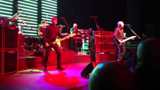 The Stranglers - Walztinblack/Toiler On The Sea, G Live, Guildford, UK, March 12 2013