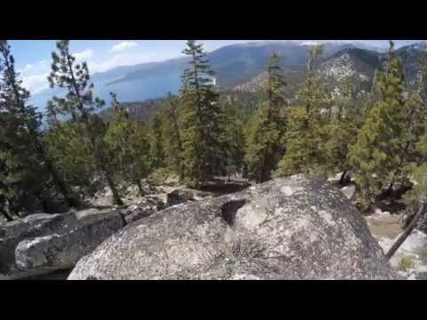 A View From The Flume Trail - Incline Village, Nevada (North Lake Tahoe)