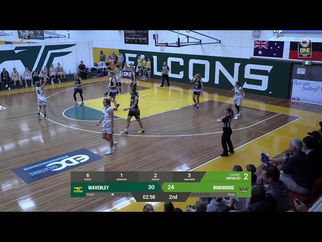 Waverley vs. Ringwood - Game Highlights
