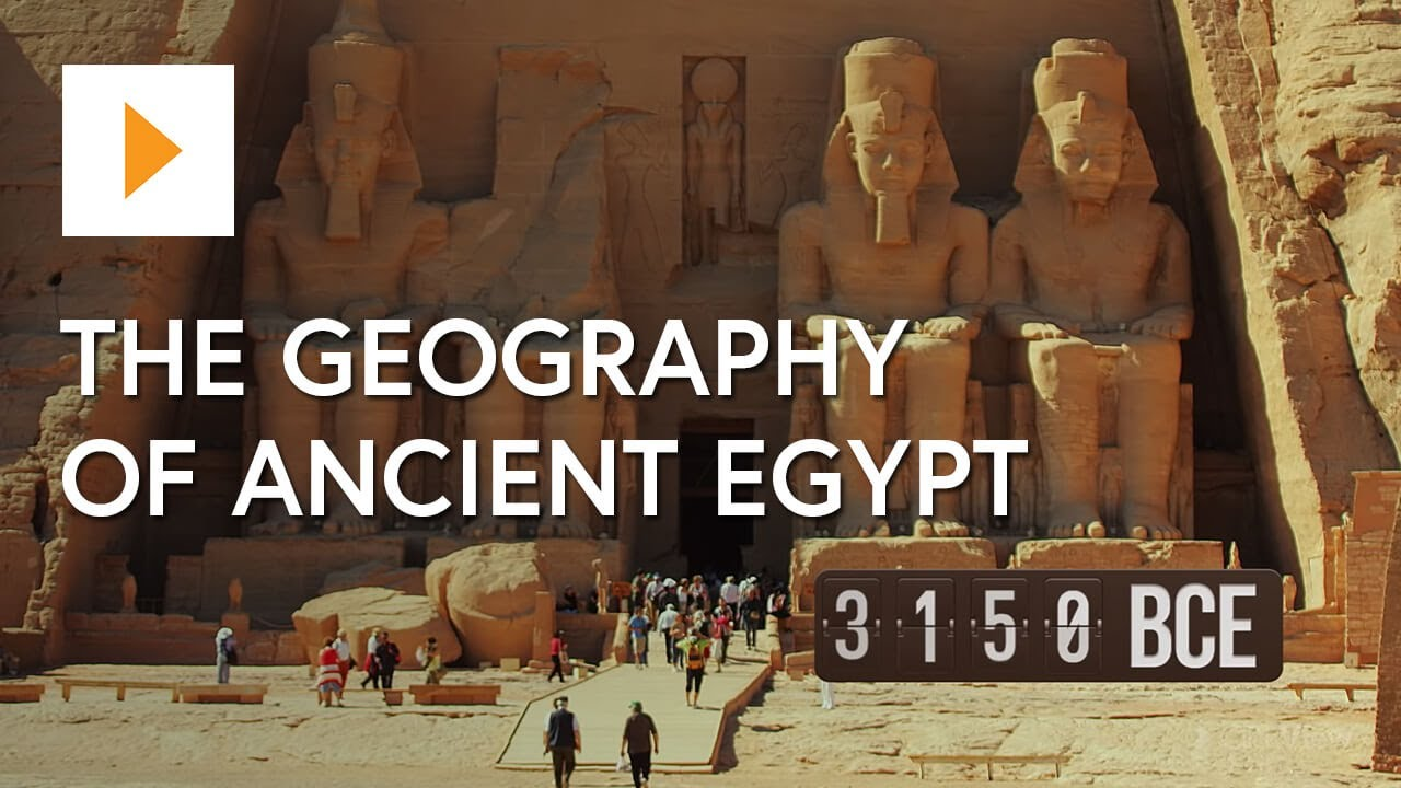 introduction to the geography of ancient egypt youtube
