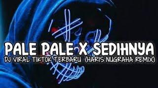 DJ VIRAL TIKTOK 🔊🎶 PALE PALE X SEDIHNYA MALAM INI - Haris Nugraha Remix