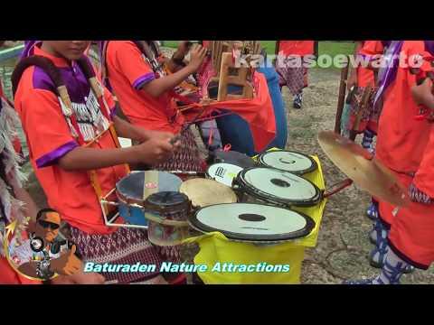 Angklung DJ - Baturaden Bamboo Music (Purwokerto 2013)