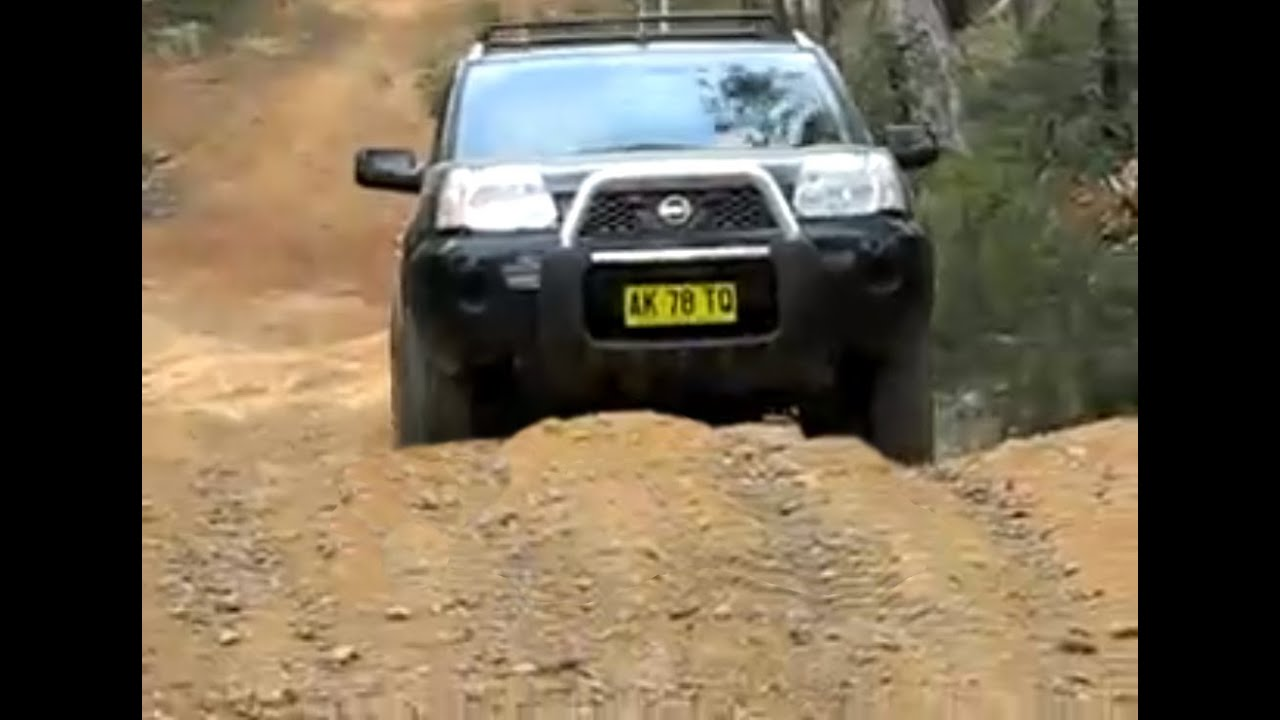 nissan xtrail offroad climbing steep hill youtube. Black Bedroom Furniture Sets. Home Design Ideas