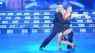 Fede Bal y Laurita aprobaron el difícil desafío del Tango