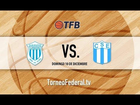Bonaerense: Unión de Mar del Plata vs. Sportivo Escobar | #TFB