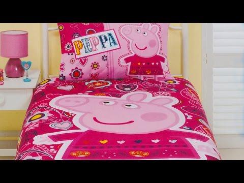 Peppa Pig Bedding