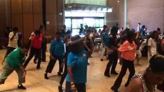 Hoodwalk Soul Line Dance