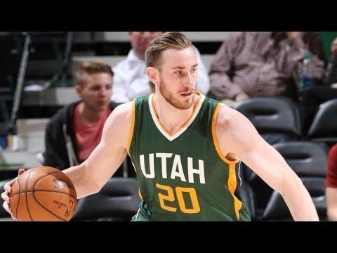 Jazz Defeat Pelicans Behind Hayward's 23 Points   03.06.17