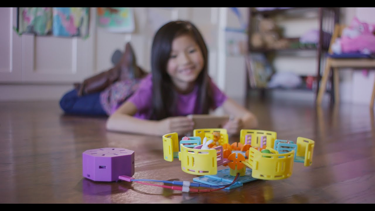 Pep 2015 Roominate Smart Builidng Toys for Girls with Alice