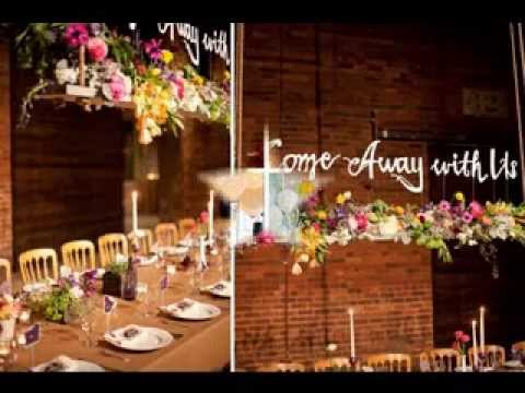 Hanging wedding decor ideas & Hanging wedding decor ideas - YouTube