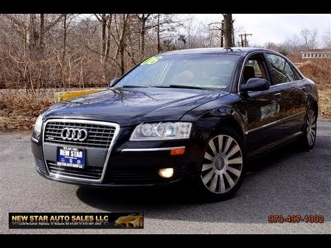 Audi A Quattro Vehicle Walk Around Overview YouTube - 2006 audi a8