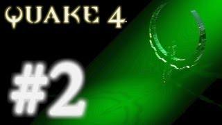 Quake 4 Walktrough Full HD (XBOX 360) #2