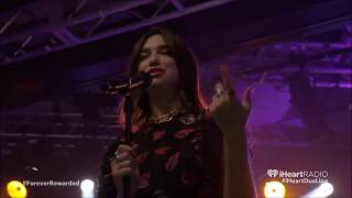 Dua Lipa Performs