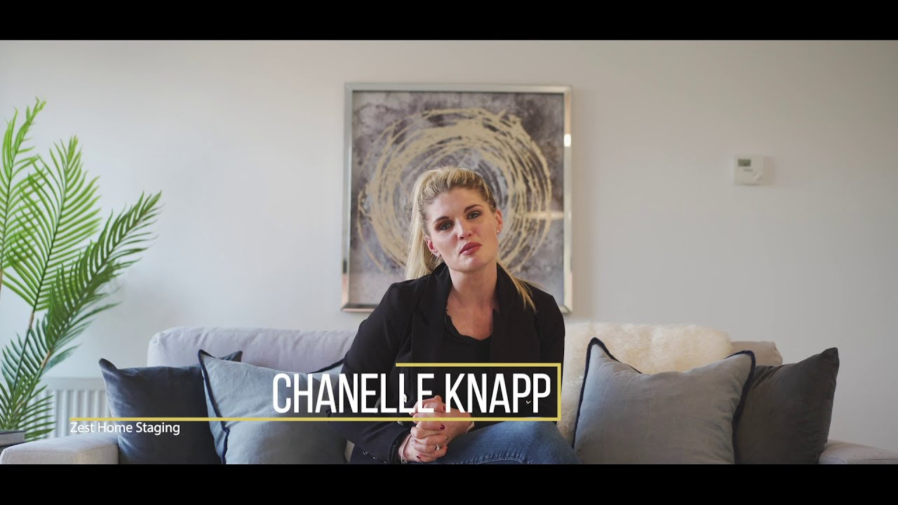 A little Message from Chanelle - Zest Home Staging
