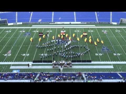 2016 South Gibson County High School Band (Medina, TN)