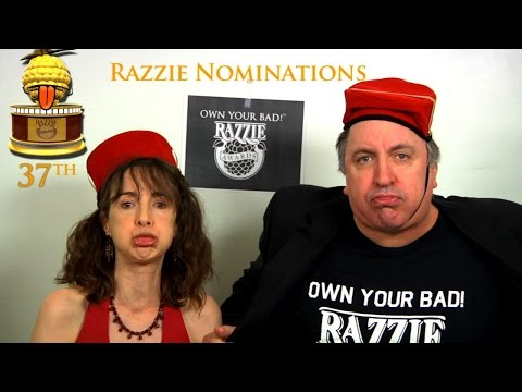 37th Razzie Nominee Announcement