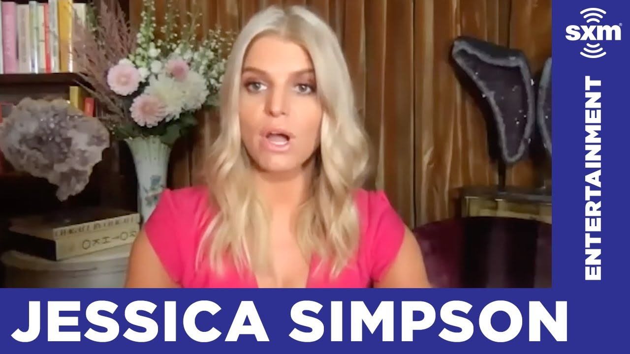 Jessica Simpson on Her Relationshiph with Diana Ross
