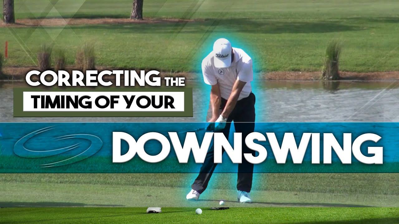 Easy Golf Tips for Improved Downswing