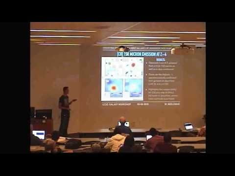 Marcel Neeleman : The Cool Gaseous Environs of Typical High-z Galaxies: An Obser...