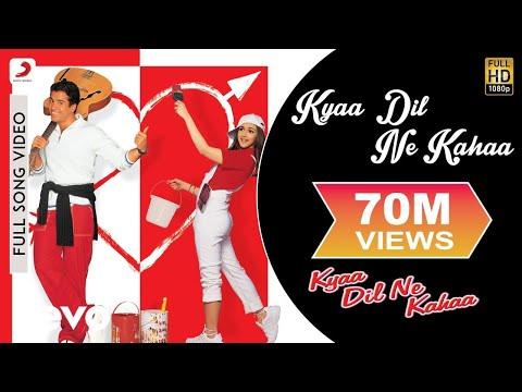 Kyaa Dil Ne Kahaa  Title Song  Tusshar Kapoor  Esha Deol