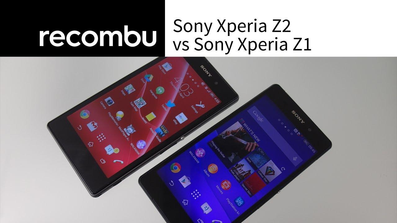 Sony Xperia обзор.