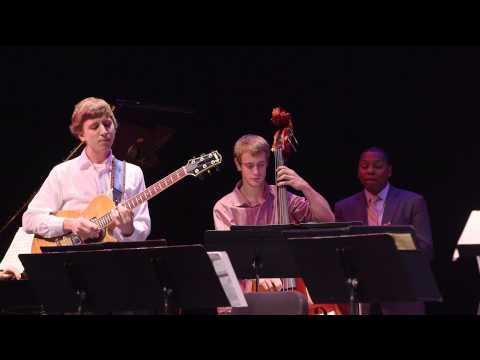 Wynton Marsalis Master Class at the Lied Center: KU Jazz Ensemble I