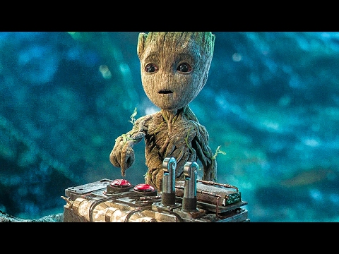 Thumbnail: GUARDIANS OF THE GALAXY 2 'Death Button' Movie Clip + Trailer (2017)