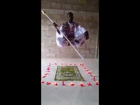 Mallam Sheikh Spiritual Show Sitting On Air
