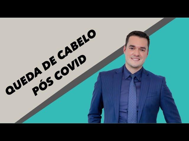QUEDA DE CABELO PÓS COVID!