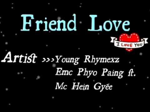 Myanmar New Love Friend Song 2015-2016