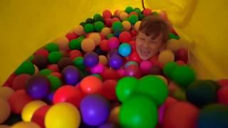 سينيا و 1 مليون كرة في الشقة!