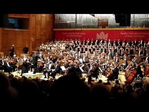 Carmina Burana corurile si orchestra Radio