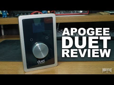 Apogee Duet Audio Interface Review / Test / Explained