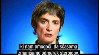 Skrivnostna diagnoza - Bulozni pemfigoid in sindrom otrdelosti  2/3