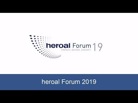 Heroal Forum 2019 | Heroal Erleben