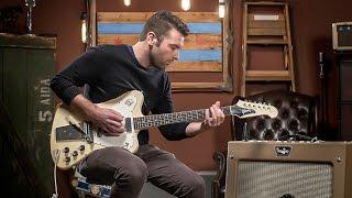 Gibson Firebird VII 1965 Polaris White | CME Vintage Guitar Demo