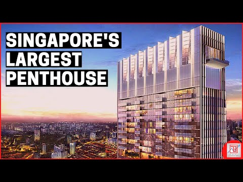 Singapore's Largest Luxury Penthouse | Real Estate Insights