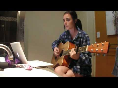 Drunk - Ed Sheeran (Acoustic cover) Amy Terry
