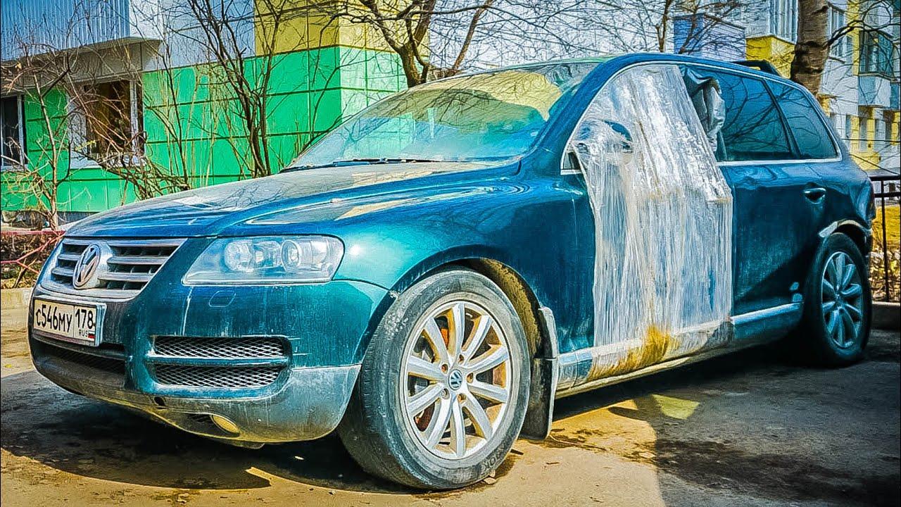 КИТАЙСКИЙ BMW X5. Купили девушке тачку за 400 т.р. БЕЗДОРОЖЬЯ