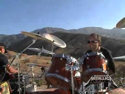 Mission Metallica: Fly on the Wall Platinum Clip (August 11, 2008)