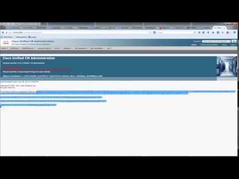 GNS3 Topology: CIPT1 Calling Privileges (CMC ve FAC)