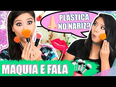 MAQUIA E FALA #Especial2Anos | Blog das irmãs