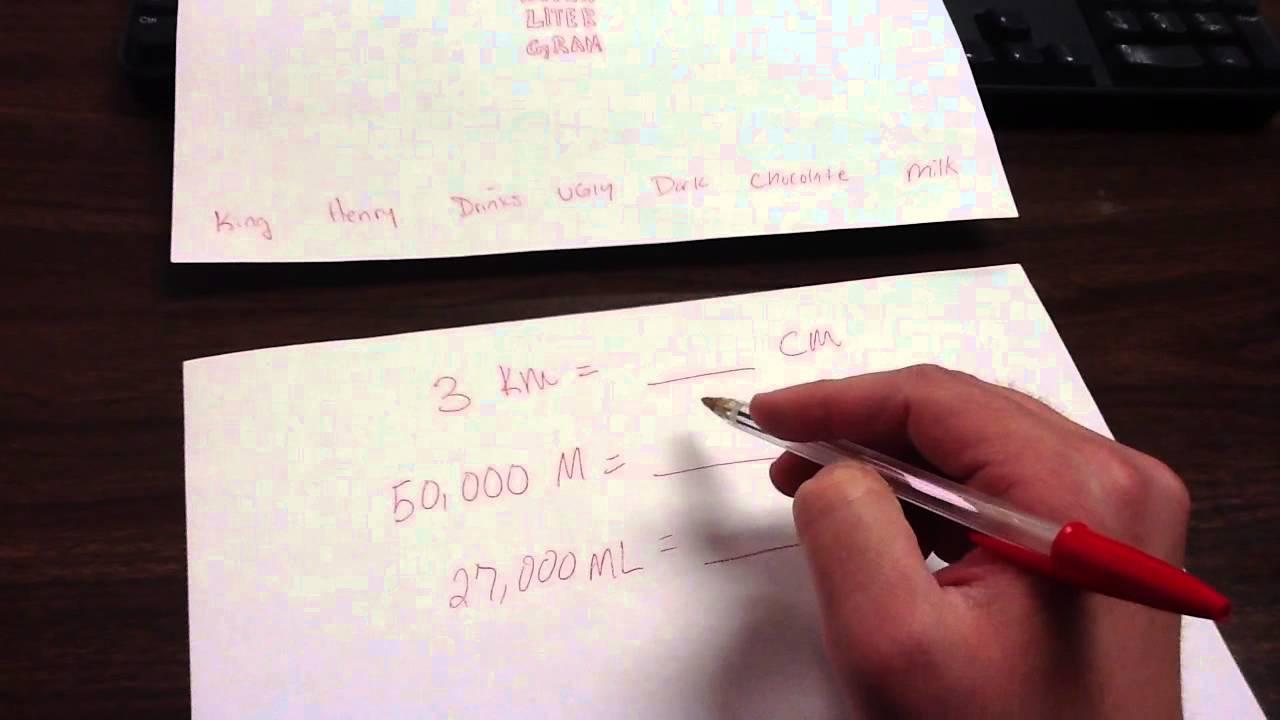 Metric conversions cheat sheet youtube metric conversions cheat sheet nvjuhfo Choice Image