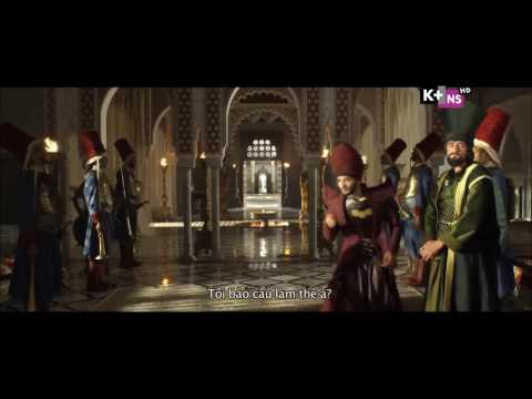 The new advantures of Aladin (Cuộc phiêu lưu của Aladin)