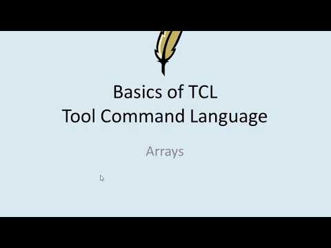 TCL Lecture 5 : Arrays And Loops | For Loop And Foreach Loop | Associative Arrays