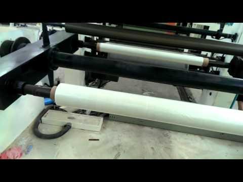 PVA water soluble film production line (YAOAN PLASTIC MACHINERY ,LTD)