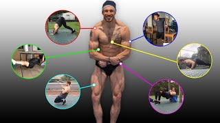 The BEST Home Workout To Prevent Muscle Loss (And Even Build Some!) ft. Eric Helms